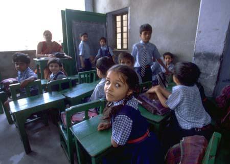 インドの子供
